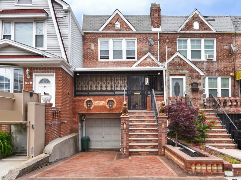 2 Family House For Sale 46th Street Flatbush Brooklyn