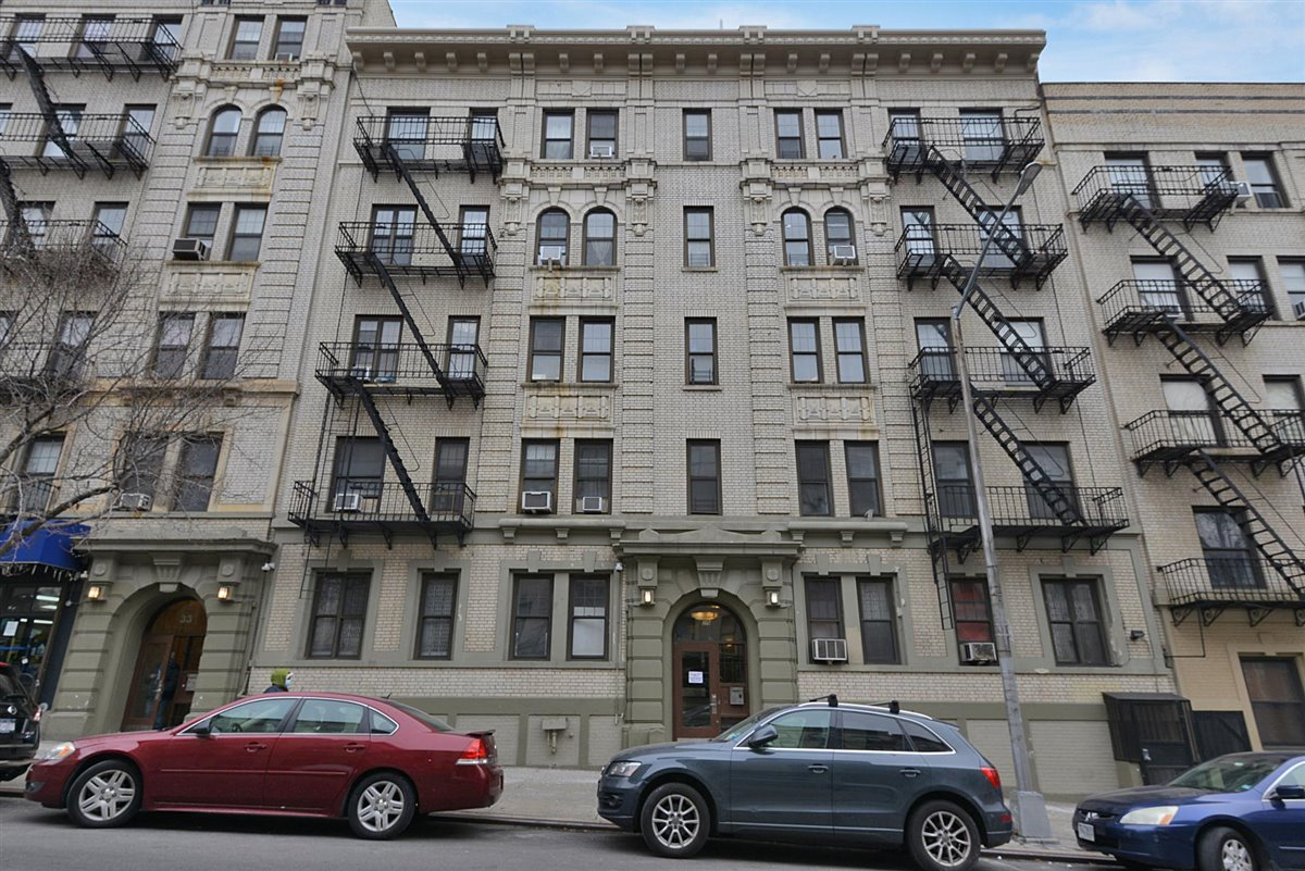 1 Bedroom Apartment For Sale New York 29 Convent Ave #1