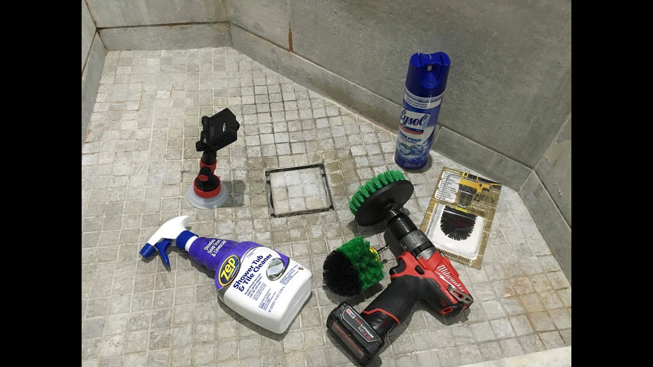 DIY Home Maintenance - Clean Your Tub With a Drill