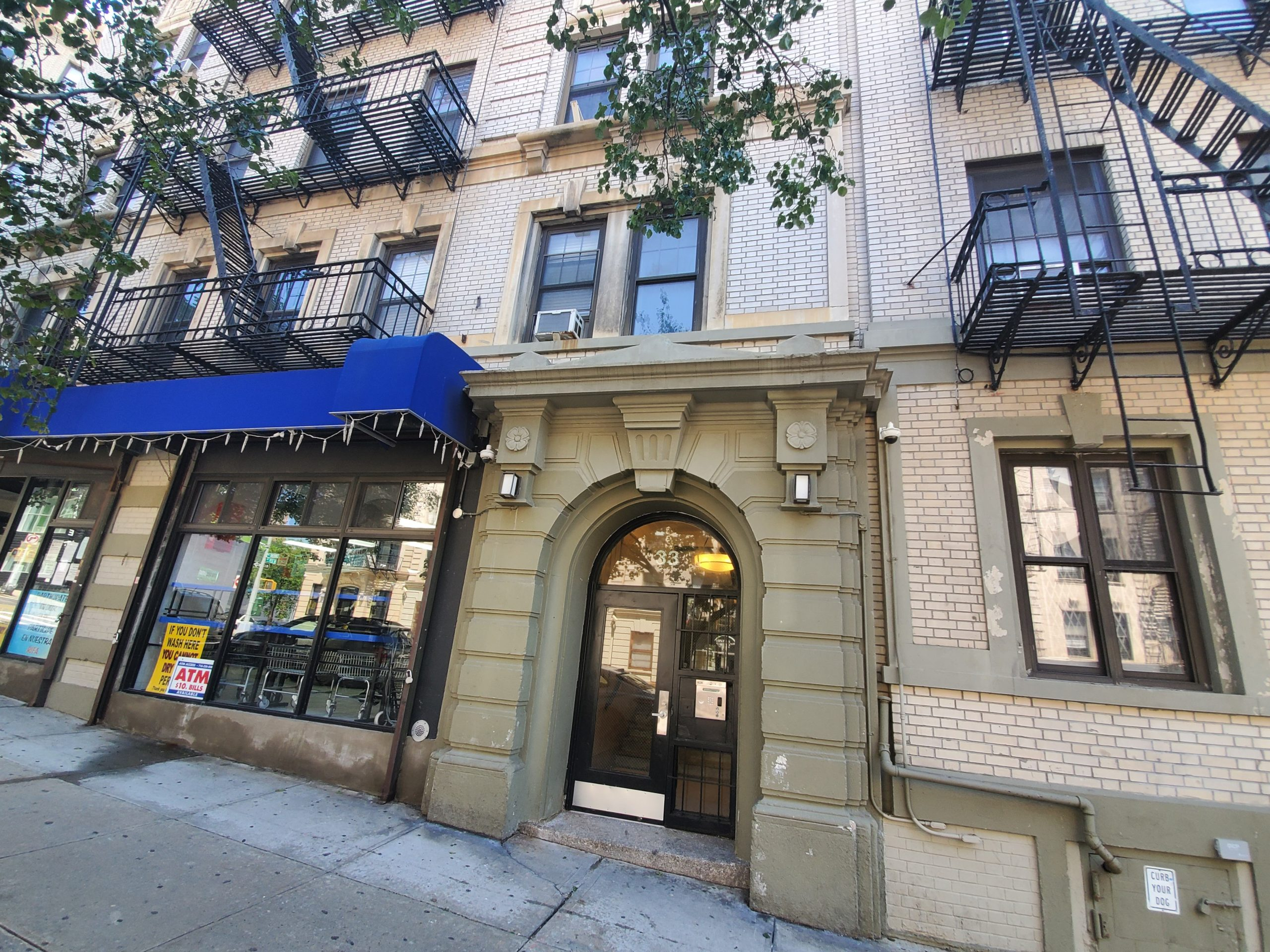 1 Bedroom Apartment For Sale Manhattan: 33 Convent Ave #8